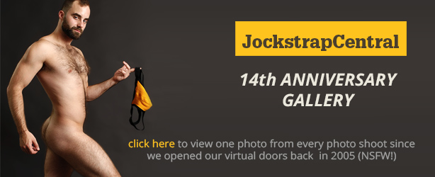 Jockstrap Central 14 Year Anniversary Gallery
