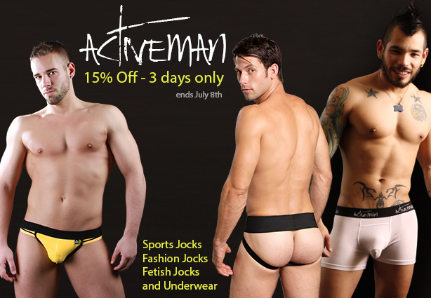 Activeman Sale - Jockstraps and Underwear