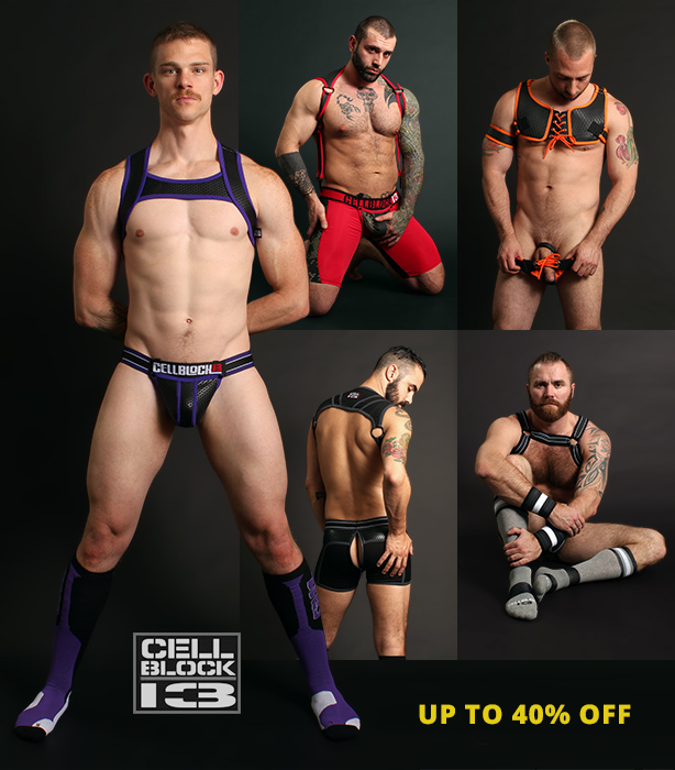 Cellblock 13 Sale - Up to 40% Off