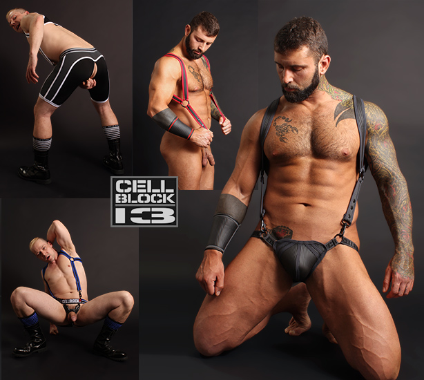 Cellblock 13 Jockstraps and Fetish Gear