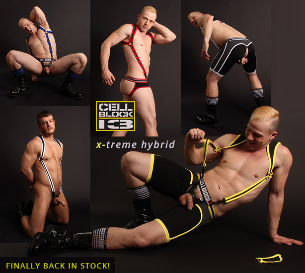 Cellblock 13 X-treme Hybrid Gear (finally) back in stock