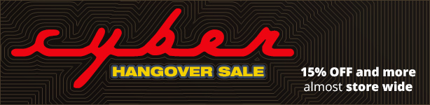 Cyber Hangover Sale