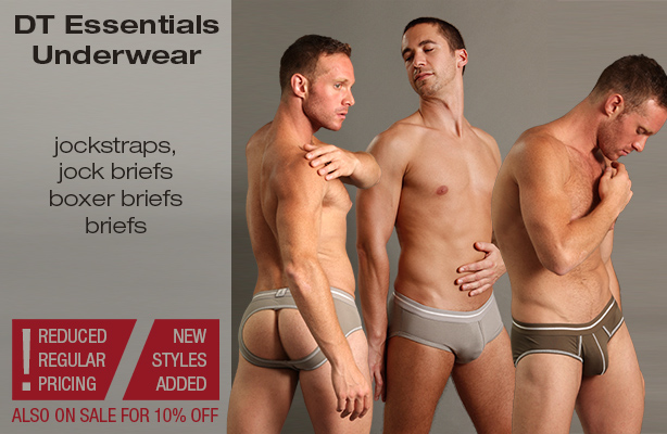 DT Underwears - Reduced Regular Pricing - New Styles Added - Now 10% Off