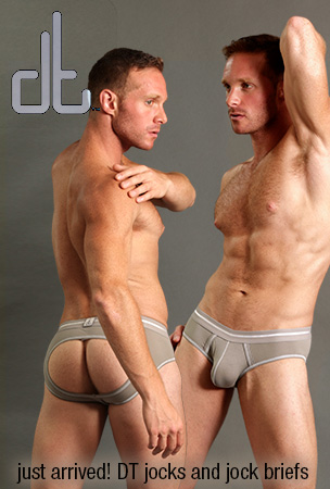 DT Jockstraps and Jock Briefs