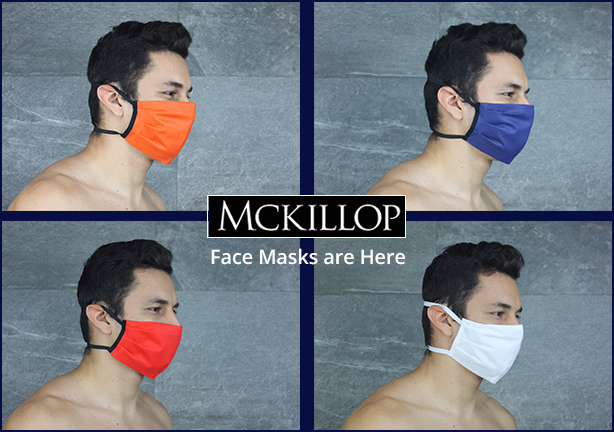 McKillop Face Masks