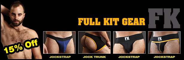 Full Kit Gear Jockstraps and Underwear