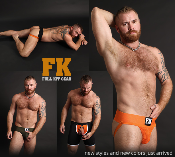 Full Kit Gear - New Styles and New Colors Just Arrived