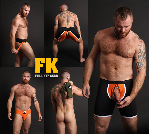 Full Kit Gear Jockstraps and Shorts