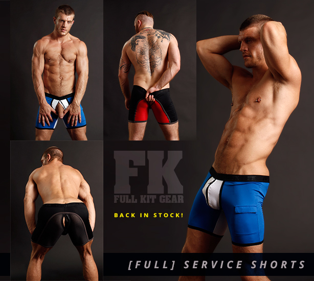 Full Kit Gear (full) Service Shorts