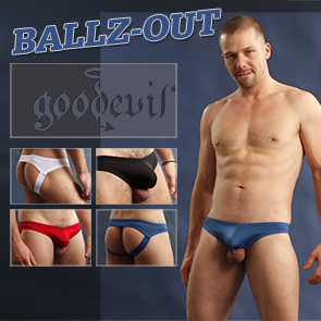 Good Devil Ballz-out Jockstrap