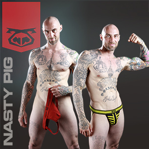 Nasty Pig Covert Jocks