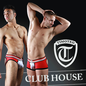 Timoteo Club House Jockstraps