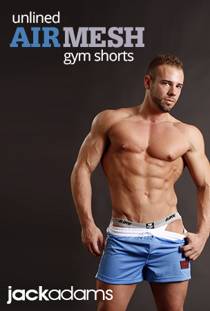 Jack Adams Air Mesh Shorts Sale