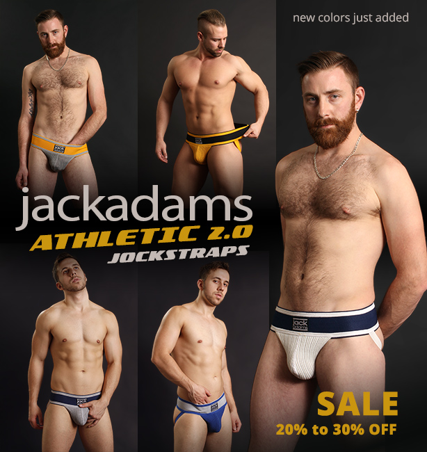 Jack Adams Athletic 2.0 Jocks