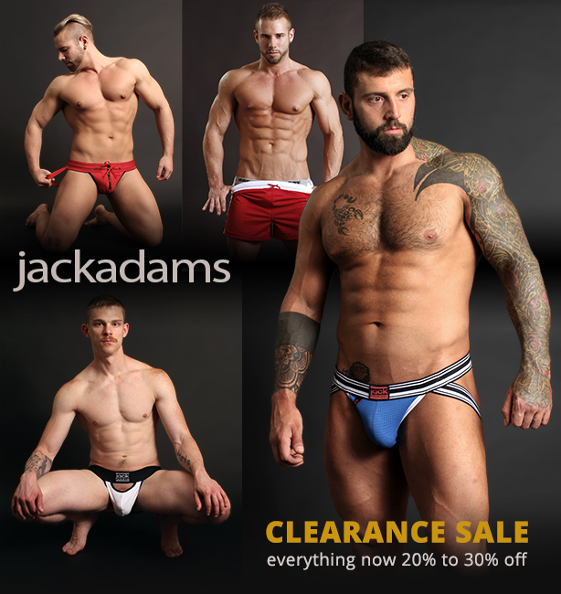Jack Adams Clearance Sale