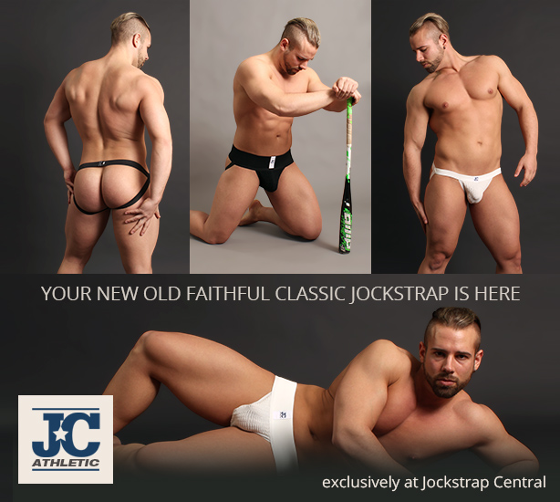Take JC Athletic Classic Jockstraps for a Test Drive