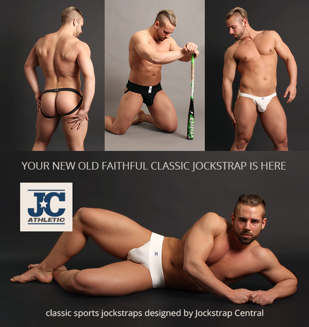 JC Athletic Classic Sports Jockstraps by Jockstrap Central