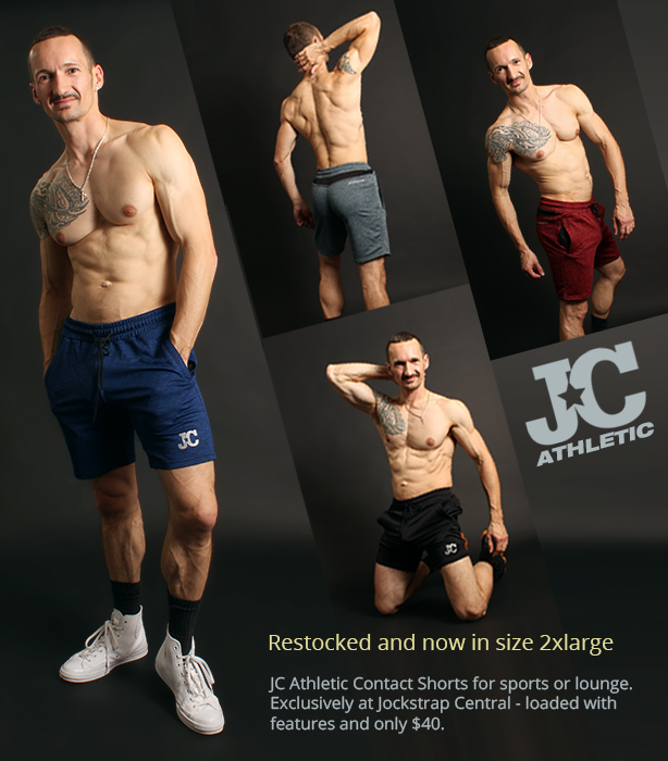 JC Athletic Contact Shorts Restocked