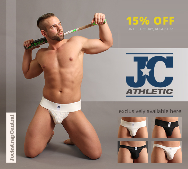 JC Athletic Classic Jockstraps