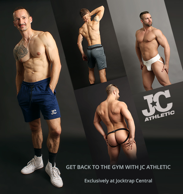 Get Back To The Gym with JC Athletic