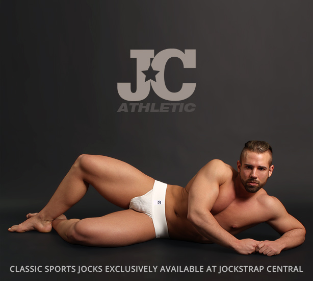 JC Athletic Classic Sports Jockstrap