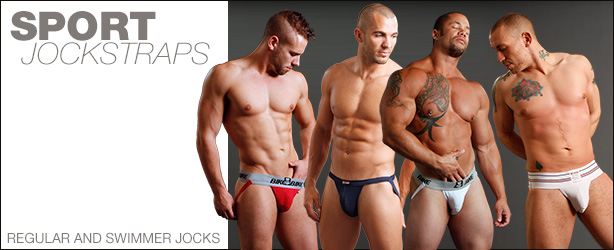 Sports Jockstraps and Athletic Supporters
