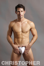 Jockstrap Model Christopher Gallery
