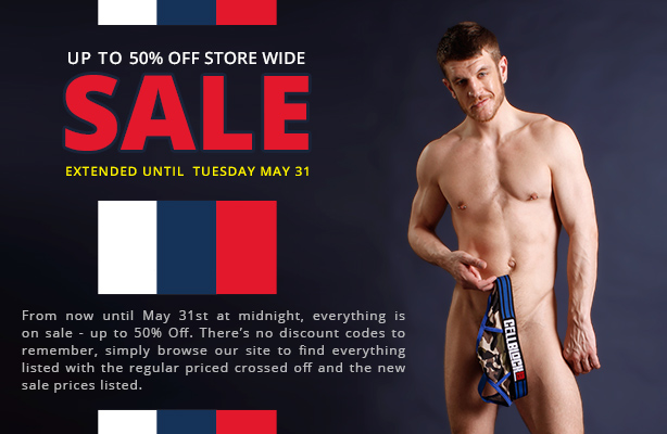 Memorial Sale - Up to 60% Off Everything Store Wide