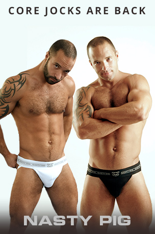 Nasty Pig Core Jockstrap Back In Stock