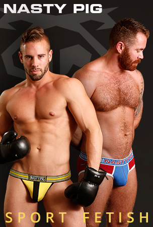 Nasty Pig Sports and Street Fetish Jockstraps and Underwear