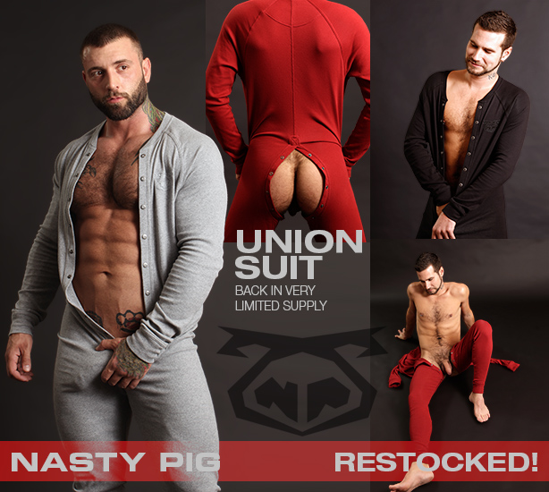 Nasty Pig 2017 Union Suits are Here!