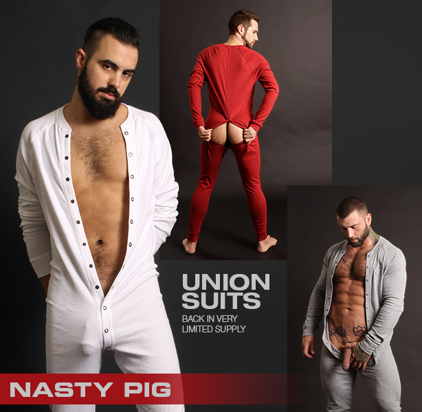 Nasty Pig 2018 Limited Edition Union Suits are here! New Colors