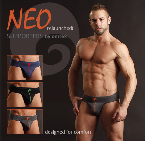 Omtex Neo Jockstraps Relaunched