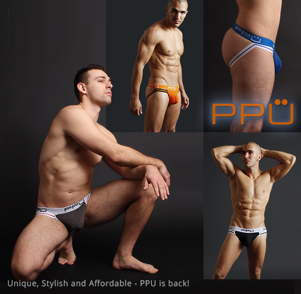 PPU Jockstraps are Back
