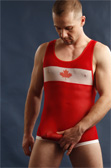 Pulse Sheer Wrestling Singlet - Canada