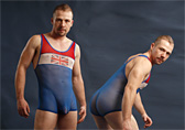 Pulse Sheer Wrestling Singlet - Great Britain Detail 1