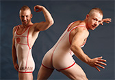 Pulse Sheer Wrestling Singlet - Japan