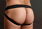 Pulse Stretch Mesh Country Jockstrap - Germany Detail 2