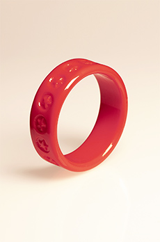 Russell Hardwear Cherry Hardstar Cock Ring