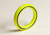Russell Hardwear Dayglow BrightShock Cock Ring