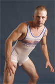 Pulse Sheer Wrestling Singlet - Australia