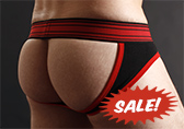 Jockfighters Chaps Jockstrap