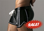 Locker Gear Massive Rude 2-Way Zipper Shorts