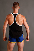 American Jock Gym Body Builder Tank Top