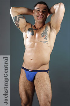 SafeTGard Swimmer Jockstrap