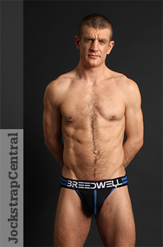 Breedwell Stripes Jockstrap
