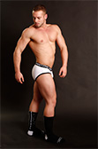 Nasty Pig Imprint Brief Underwear