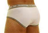 Nasty Pig Fitted Cotton Brief Detail 2