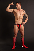 Nasty Pig Slashed Jockstrap