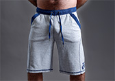 Nasty Pig Reverse Fleece Short Detail 1